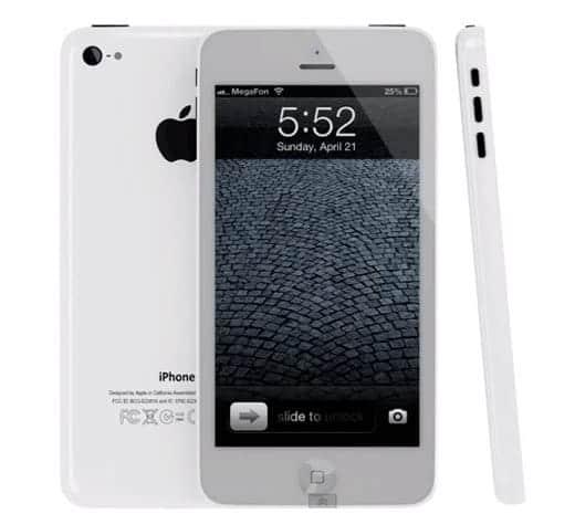 iPhone 6のプラスチックバージョンのコンセプト動画