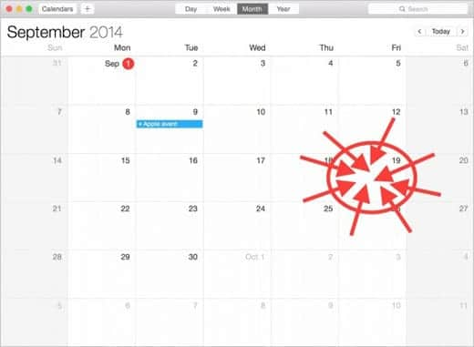 iPhone 6 予約開始は9月19日?