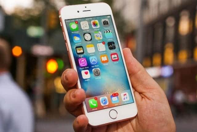 iPhone 6sで電源問題 - 無償でバッテリ交換へ