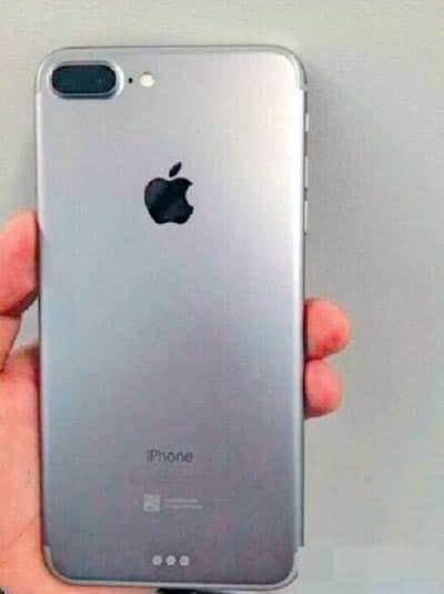 iPhone 7のデザインはこれで決まり?