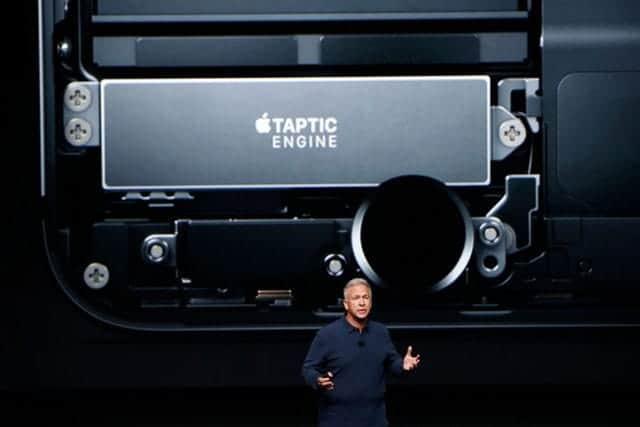 iPhone7 最大の不満はホームボタン 報道陣から指摘が続出