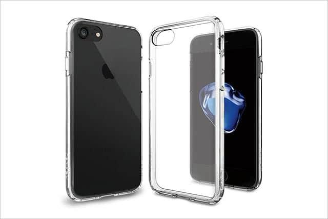 Spigen iPhone 7 ケース ウルトラ・ハイブリッド【米軍MIL規格取得 落下 衝撃 吸収】