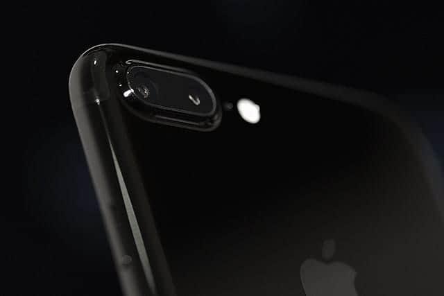 iPhone 7 Plus ジェットブラック