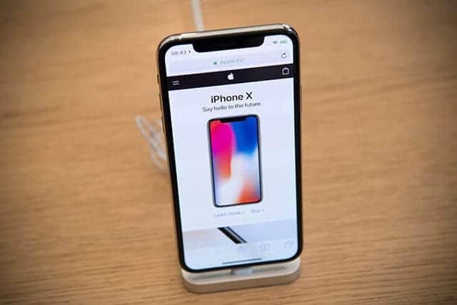 iPhone Xより8が人気
