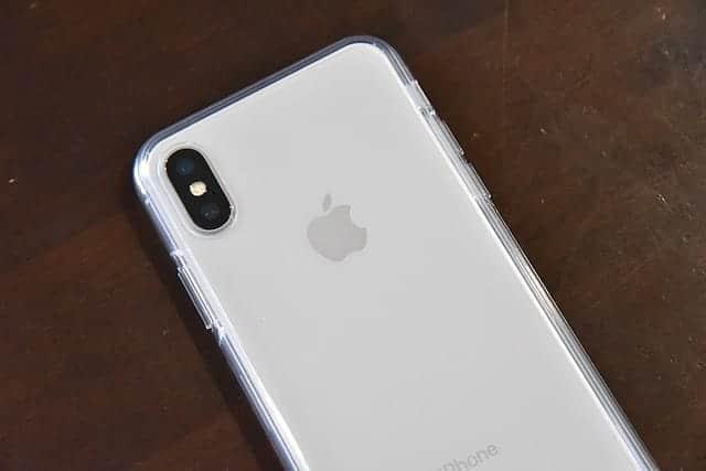 最高コスパのiPhone X クリアケース購入!本当にこの値段でいいの?というほど優秀でした。レビュー