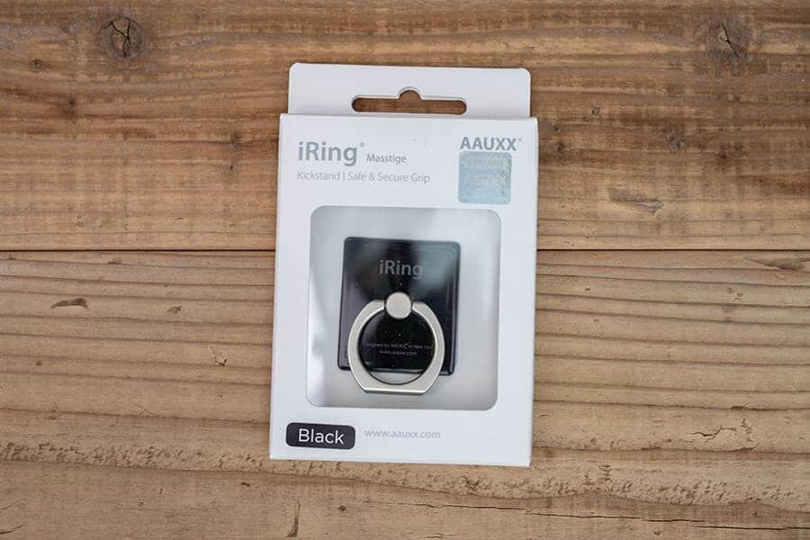 iRIngブラック