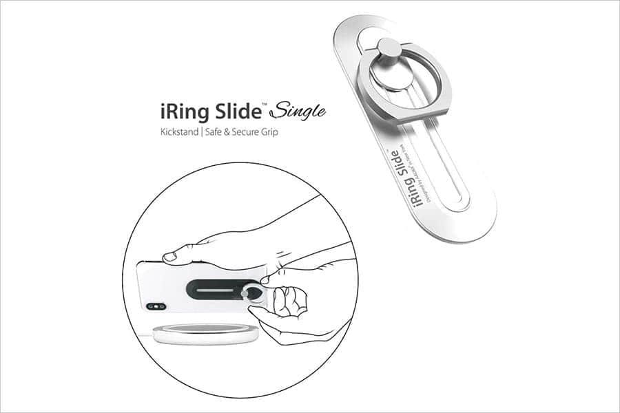 リングをスライドできる『iRing Slide Single』
