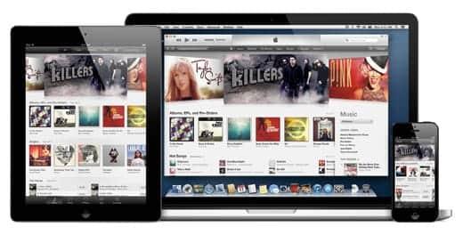 iTunes Store、新たに250億曲の販売記録を達成