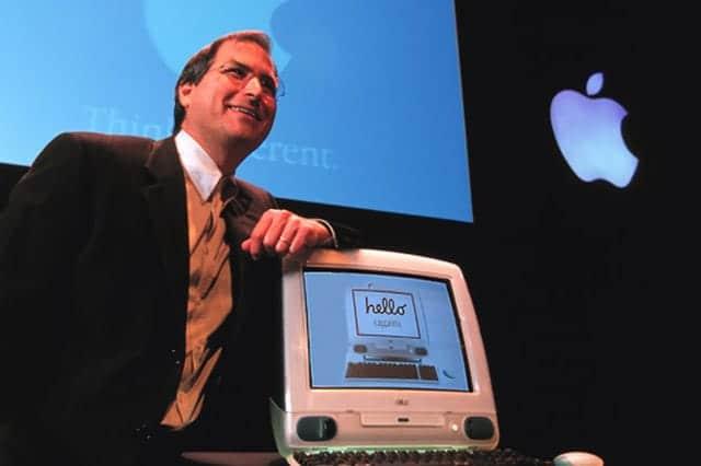 iMac20周年、ジョブズ氏発表動画をクック氏がツイート