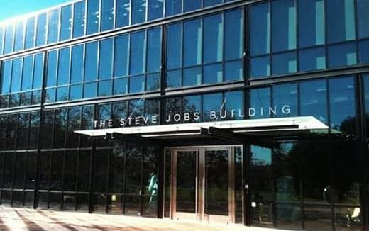 ピクサーのビルがジョブズの名前に改名