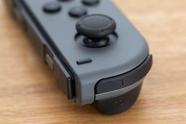 Switchのジョイコン故障再び!左スティックの次はLボタンが壊れた。今度はピカピカになって戻ってきた!