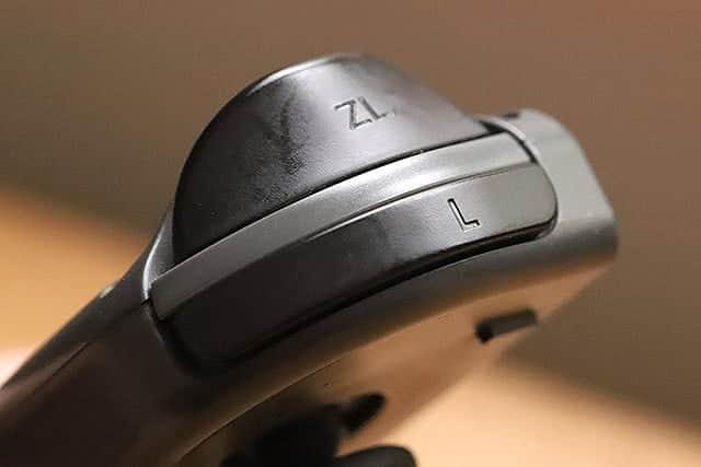 今度はこのLボタンが動作しなくなった