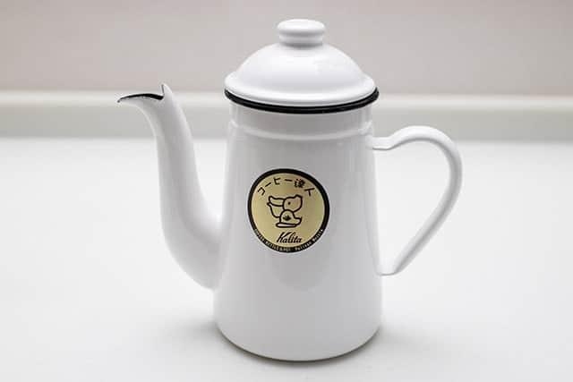 カリタ コーヒー達人 ペリカン ホワイト