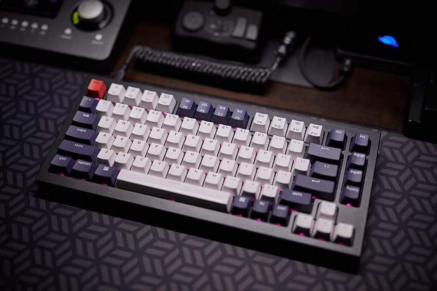 Keychron Q1 みんなに激しくオススメしたい低価格の本格カスタムキーボード!