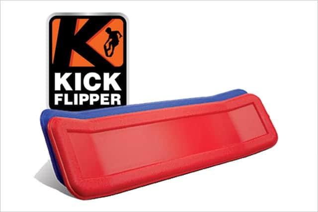 楽しみながらバランス感覚を育てる『Kick Flipper(キックフリッパー)』ゴールデンエイジに運動神経を養う