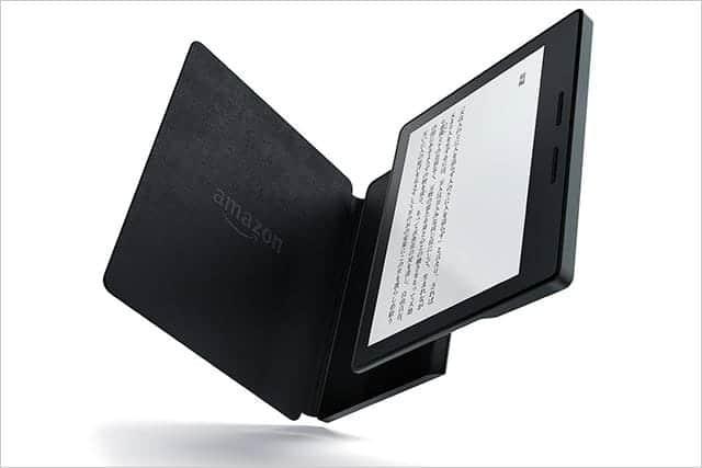 最軽量じゃなくてホントは最重量。Kindle史上 最も高くて買う気がしない『Kindle Oasis』