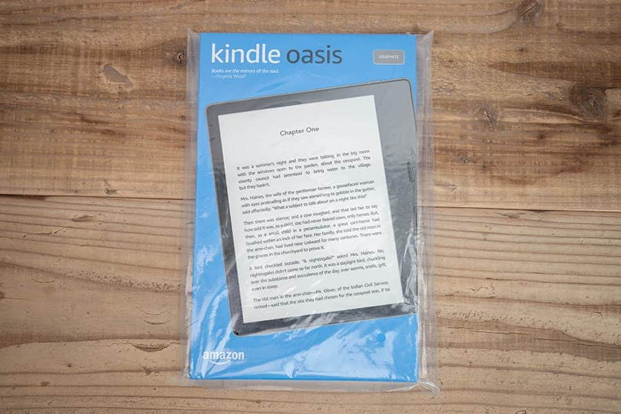 Kindle Oasis 色調調節ライト搭載 Wi-Fi 32GB 電子書籍リーダー