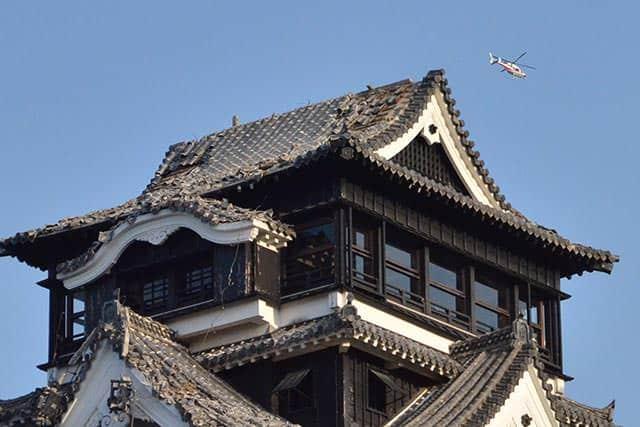 平成28年熊本地震 熊本城の被害状況