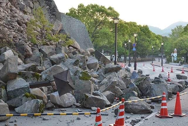 熊本城の石垣「武者返し」は元に戻らないかもしれない...