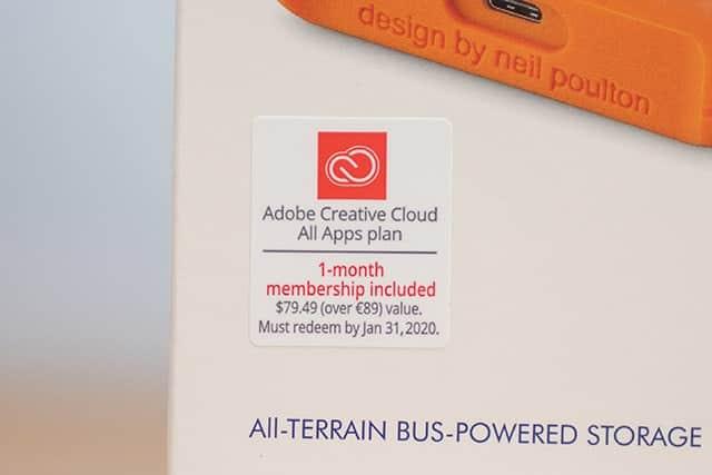 Adobe CC 1ヶ月分のシリアルコード