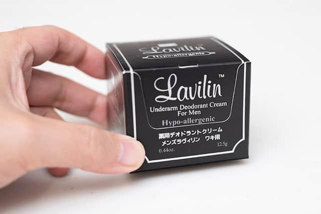 ラヴィリンのワキガクリーム フォーメン