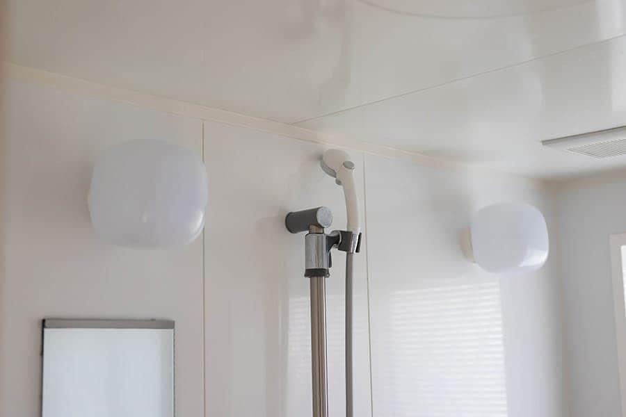 お風呂場の電球