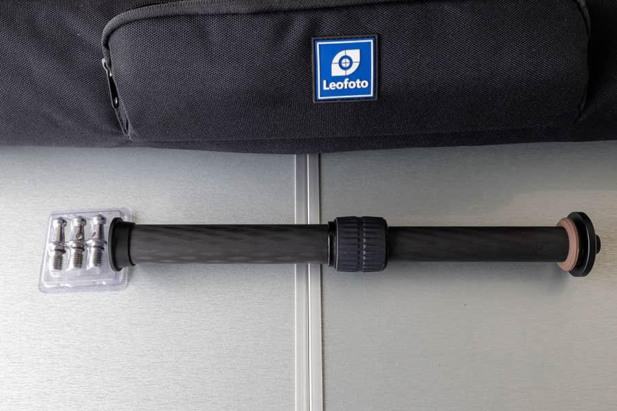 センターポール(DC282)は伸縮可能