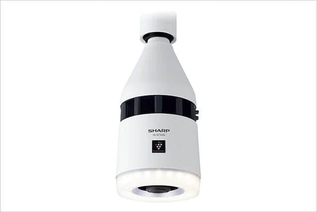 玄関がくさい!トイレが臭う!照明を変えるだけで除菌・消臭できる天井設置型プラズマクラスターで解決。