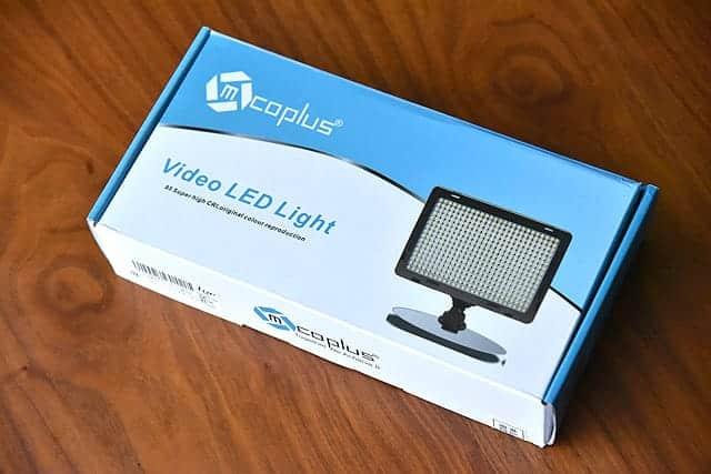 LOE 定常光ライト LED 410球 2000ルーメン