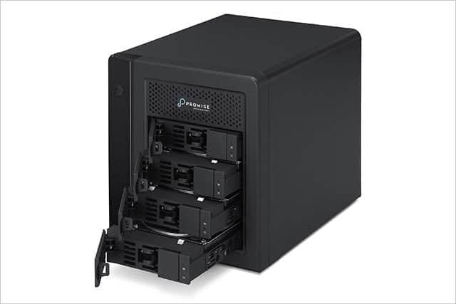 PROMISE Pegasus3 R4 12TB(4x3TB)RAID Storage