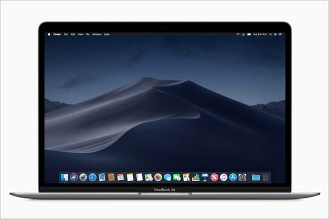 新MacBook Air 2018