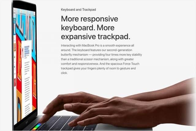 Apple謝罪 第3世代バタフライキーボードの一部に問題