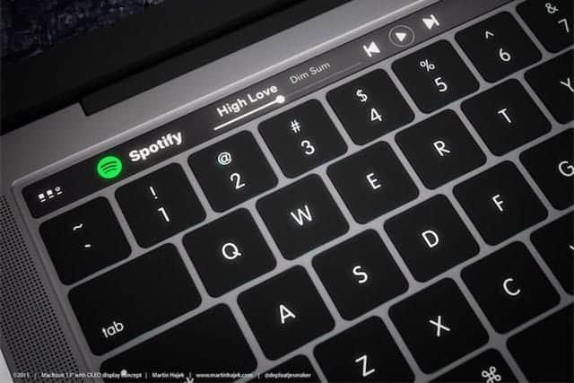 新MacBook AirもMacBook Proも発表されなかったのは9月に大幅アップデートするからだろね。LED付き!