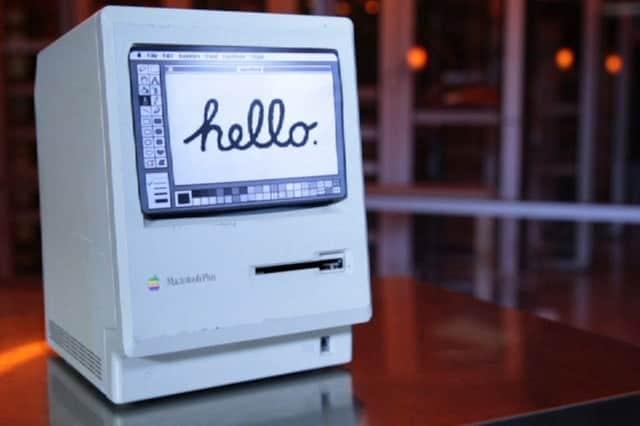 初代Macintosh誕生35周年、CEOがお祝いツイート