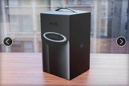 Mac Pro 外箱