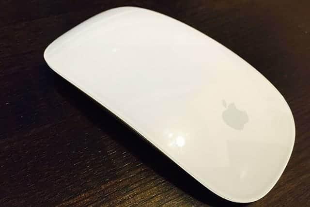 Magic Mouseの設定を変えて快適に♪