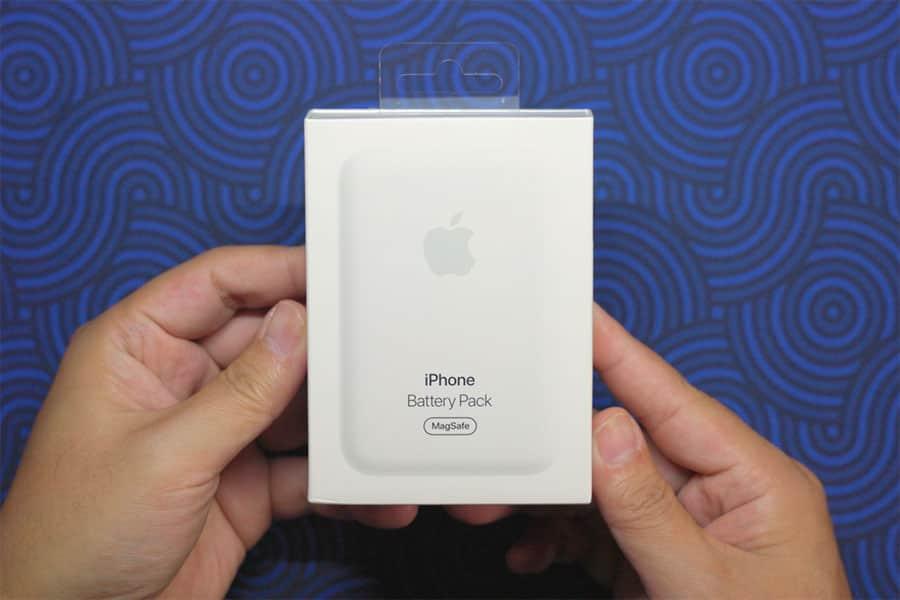 Apple純正 MagSafeバッテリーパック