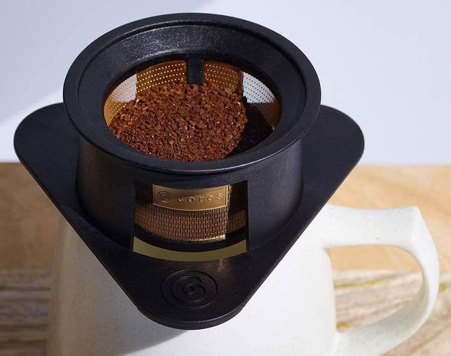 コーヒーの粉の目安は1杯分で約11gです