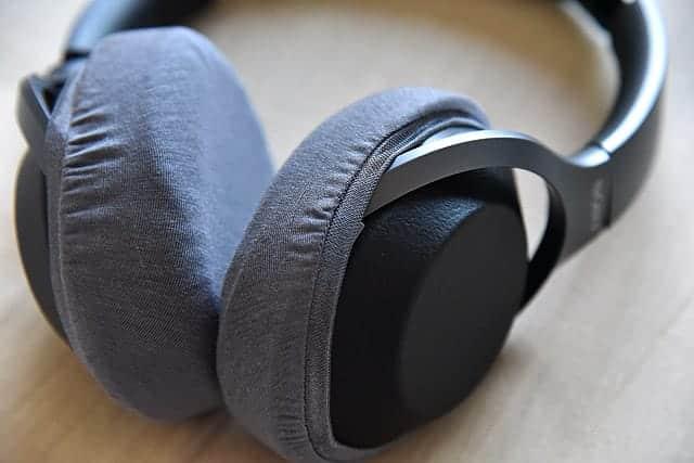 蒸れるヘッドフォン対策にサラサラストレッチ素材のパッドカバー『mimimamo』を使ってみた WH-1000XM2