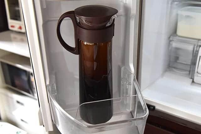 水出しアイスコーヒー、はじめました。うまいです。