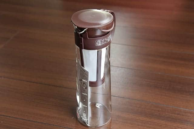 ハリオの水出しコーヒーポット 1,000ml用