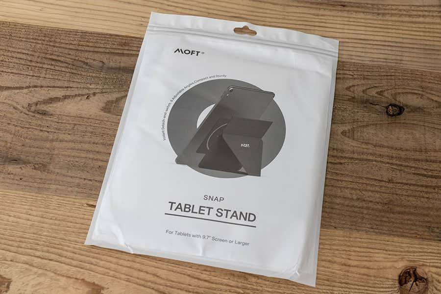 MOFT Snap-On タブレットスタンド パッケージ