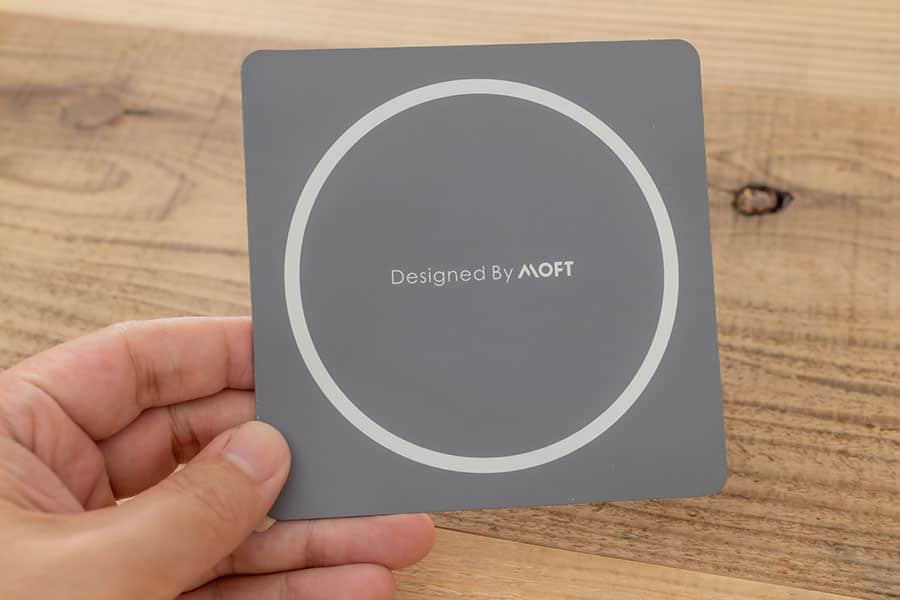 MOFT特製タブレット用マグシール