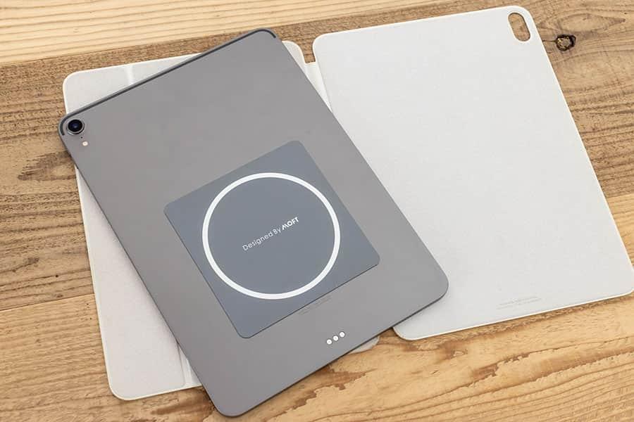 11インチiPad ProとSmart Folioカバー