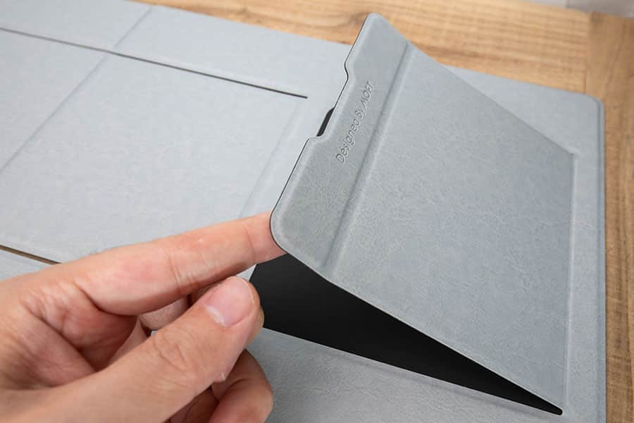 MOFT Zの折り紙構造