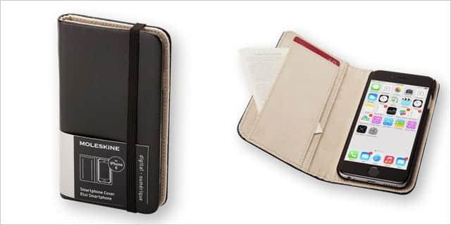MOLESKINE iPhone 6 カバー ブラック