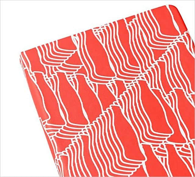 限定版 コカ・コーラ ノートブック|ハードカバー ルールド(横罫) ポケット