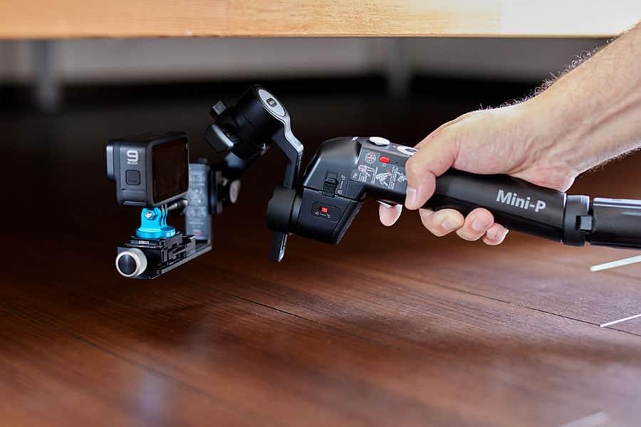 GoProのローアングル撮影に低価格ジンバル『Moza Mini-P』使ってみた!
