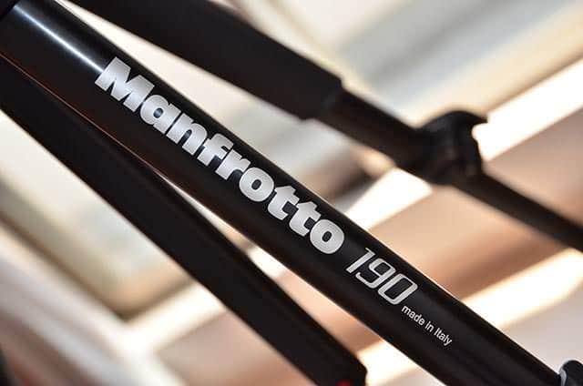 がっちり安定する本格三脚のすすめ Manfrottのお得な雲台セット MK190XPRO4-3W 購入♪