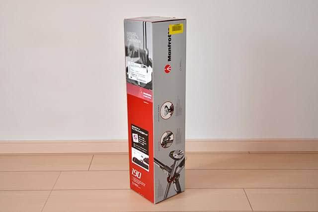 MK190XPRO4-3Wの箱